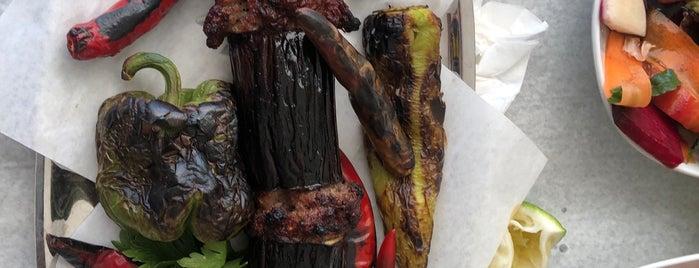 Öz Adana patlıcan Kebap is one of Denenecekler.