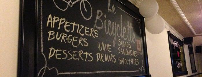 La Bicyclette is one of FooD & Drink.