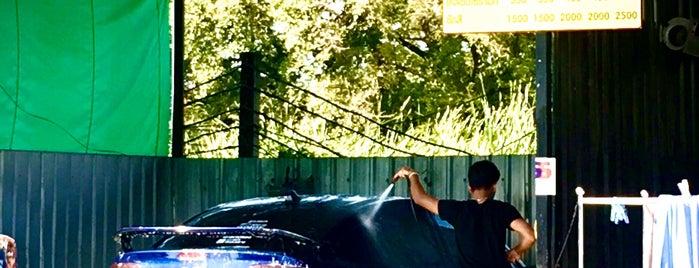95 Car Wash is one of darunee 🌸 님이 좋아한 장소.