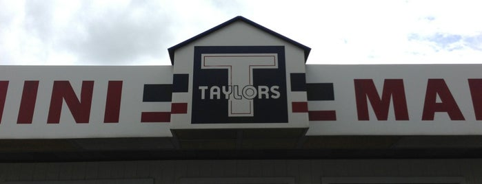 Taylors Mini Mart is one of Fuel.