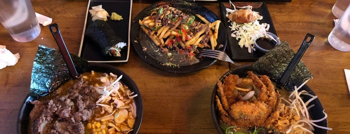 Tomi Ramen is one of Las Vegas Eats.