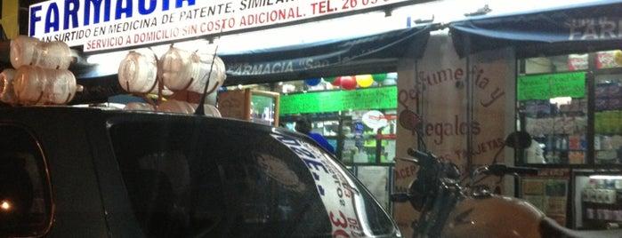 Farmacia San José is one of mang0さんの保存済みスポット.