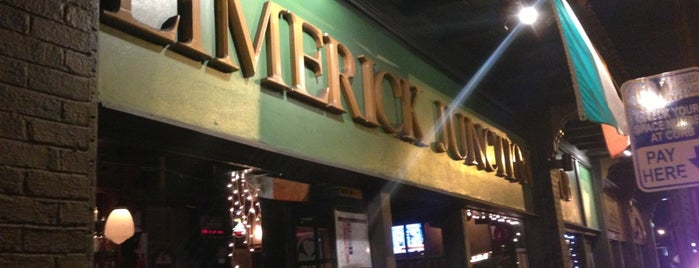 Limerick Junction is one of 21st Bar Crawl.
