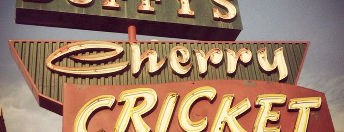 The Cherry Cricket is one of Things to do in Denver when you're...HUNGRY!.