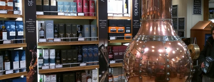 World Of Whiskies is one of London.