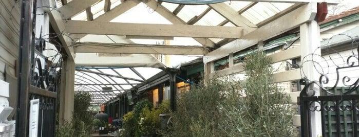 Chelsea Farmers Market is one of london list.