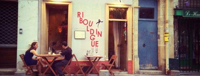 Le Ribouldingue is one of PARIS - Food.