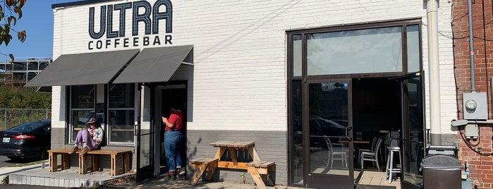 Ultra Coffeebar is one of Tempat yang Disukai Rachel.
