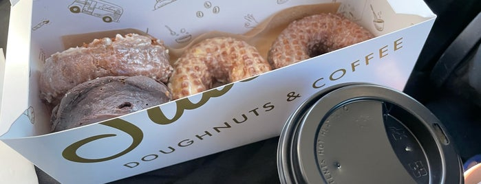 Sidecar Doughnuts is one of San Diego.
