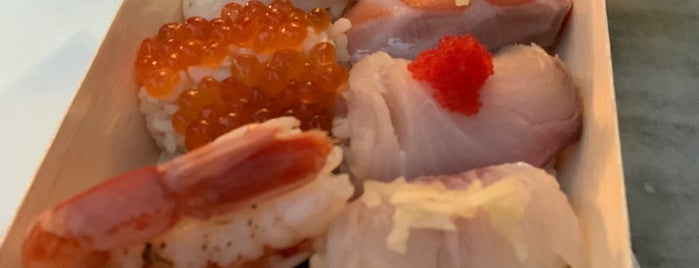 Okozushi is one of Want to Try (NYC).