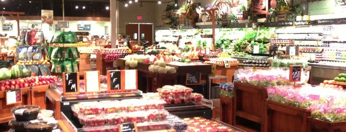 The Fresh Market is one of Andrew : понравившиеся места.