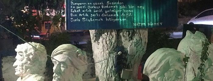 Mutlu'nun Yeri is one of Orte, die Gökçe gefallen.