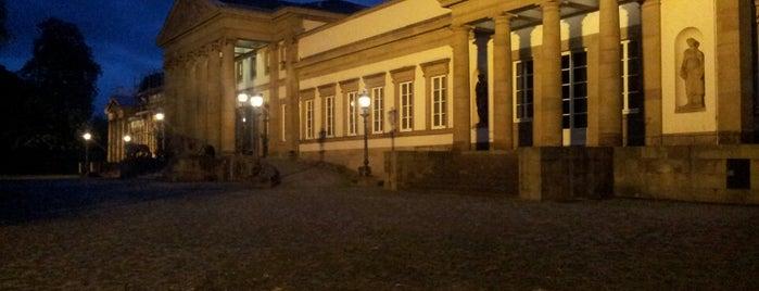 Rosensteinpark is one of Stuttgart Best Of.