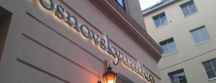 rosnovskyundco is one of Mein Wien.