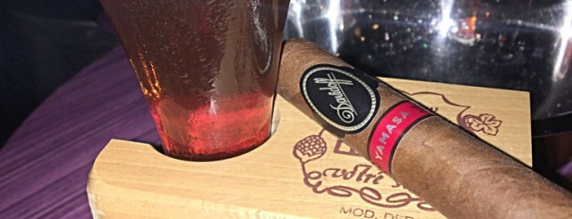 Churchill's Cigar Lounge is one of Guide to San Diego's best spots.