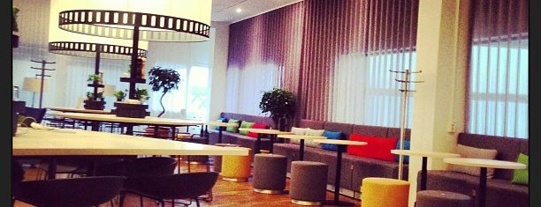 SAS Business/Scandinavian Lounge is one of Sweden.