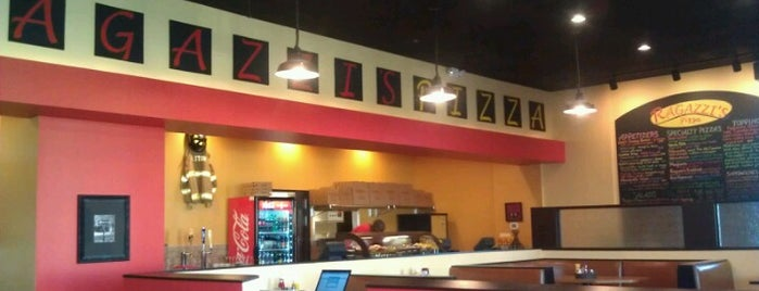 Ragazzi's Pizza is one of My Faves!.