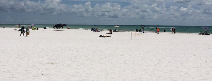 Lido Beach is one of Florida.