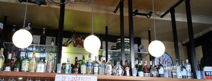 Eetcafe Langeboom is one of Nightlife Tilburg.
