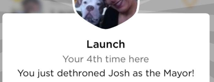 Launch is one of Posti che sono piaciuti a Josh.