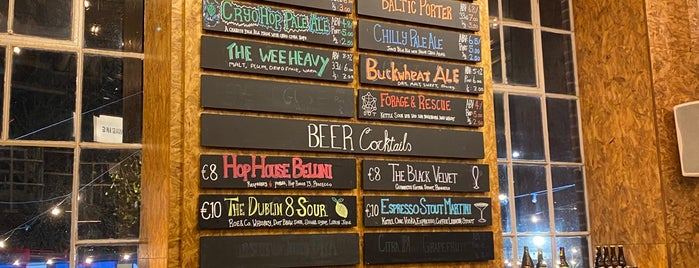 Open Gate Brewery is one of Irlanda.