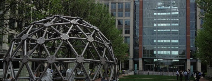 R. Buckminster Fuller Geodesic Dome is one of Gotta Go There!.