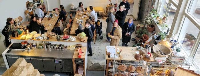 lille bakery is one of copenhagen.