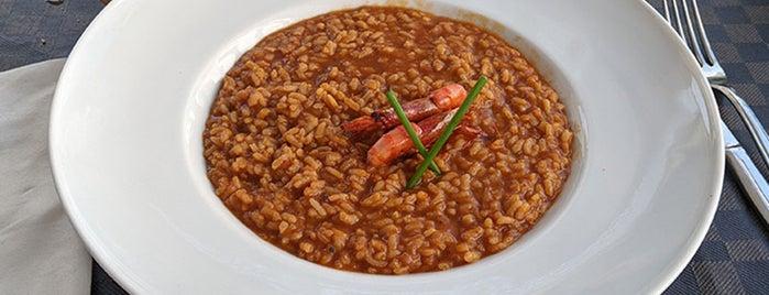 Restaurant Marina Cadaqués is one of Los placeres de Pepa 2.