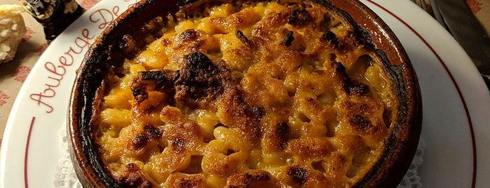 L'auberge de Dame Carcas is one of Los placeres de Pepa 2.