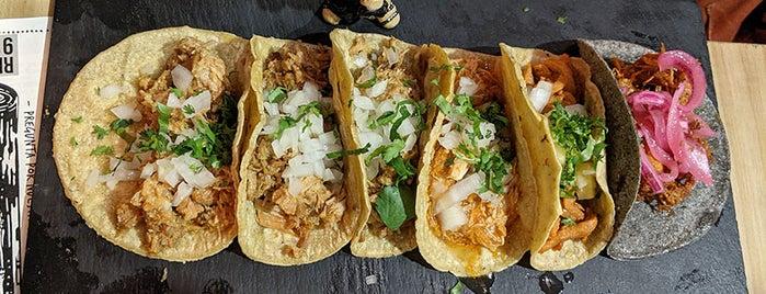 Maria Bonita Imperial Taco Bar is one of Los placeres de Pepa 2.