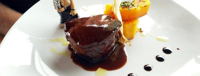 Restaurant El Mirador de Sant Just is one of Los placeres de Pepa 1.