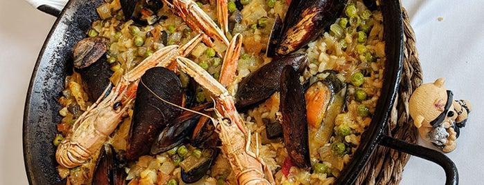 El Racó del Pescador is one of Los placeres de Pepa 2.