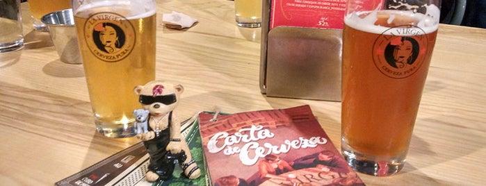 Cervezas La Virgen is one of Los placeres de Pepa 1.