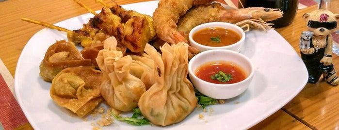 Prik Thai is one of Los placeres de Pepa 1.