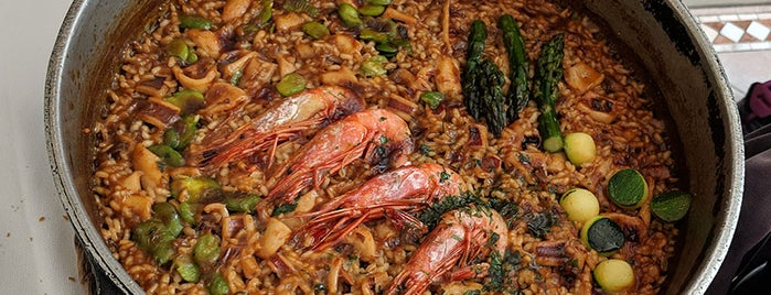 La Mar Salada is one of Los placeres de Pepa 2.