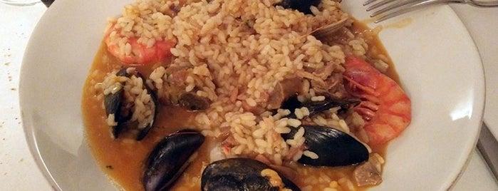 Restaurant La Salseta is one of Los placeres de Pepa 1.
