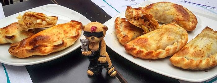 La Pizza de Hugo is one of Los placeres de Pepa 1.