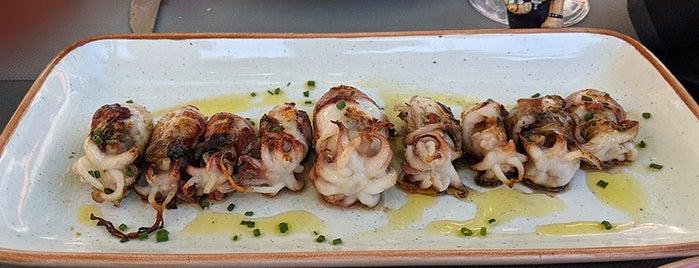 Bar La Sirena is one of Los placeres de Pepa 2.