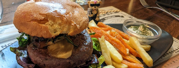 Escape Burger is one of Los placeres de Pepa 2.