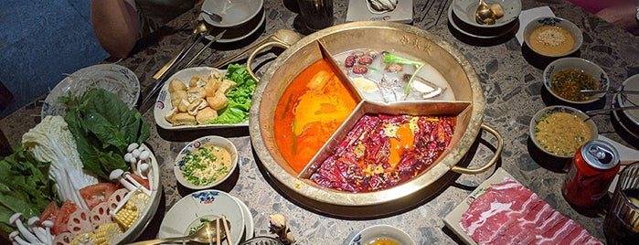 Shooloongkan Hot Pot is one of Los placeres de Pepa 2.