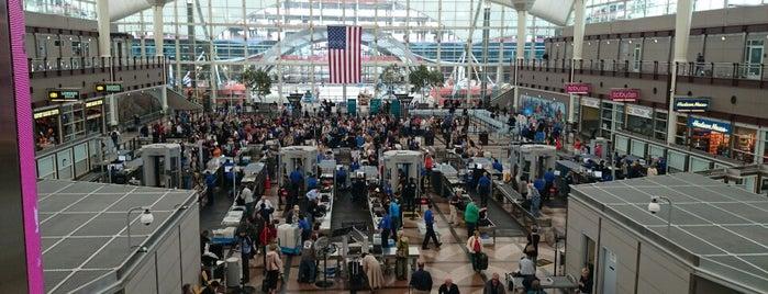 Aeropuerto Internacional de Denver (DEN) is one of Denver Essentials.