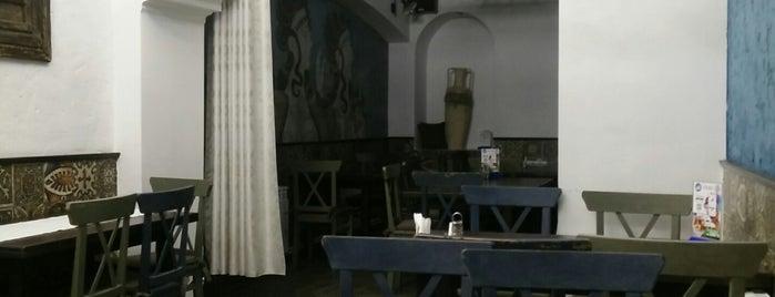 Kalamaki Greek Taverna is one of Best Restaurants (6.0+) in Chișinău.