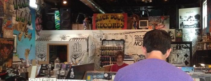 Backdoor Records is one of Roadtrip.