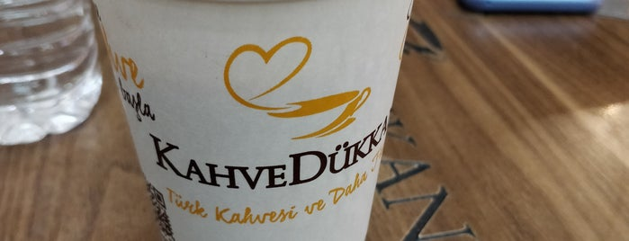 Kahve Dükkanı is one of สถานที่ที่ Turkay ถูกใจ.