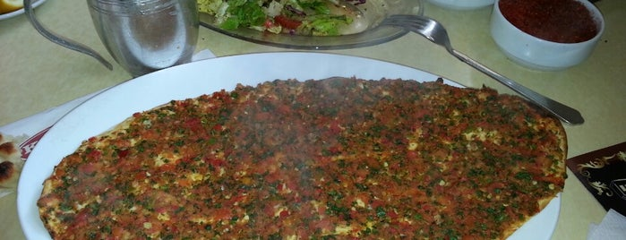 Kadir Usta Kebap ve Lahmacun Salonu is one of Gaziantep.