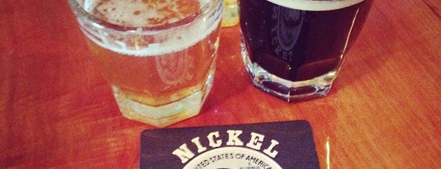Nickel Beer Co. is one of SD Breweries.