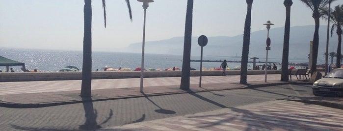 Playa De La Térmica is one of Posti che sono piaciuti a Emilio.