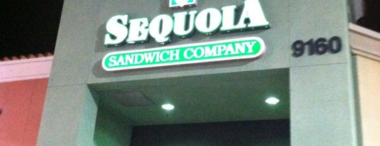 Sequoia Sandwich Company is one of Quick and Delicious.