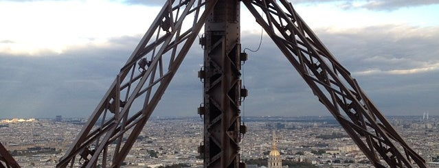 Torre Eiffel is one of Top photography spots.