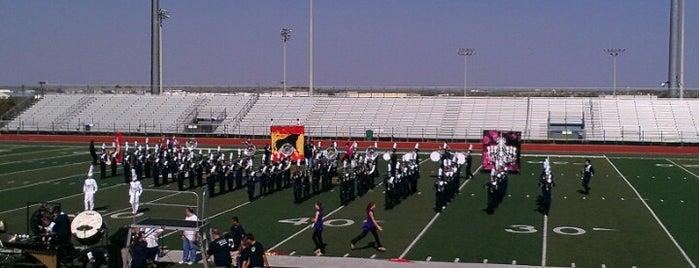FISD Memorial Stadium is one of Recreation.